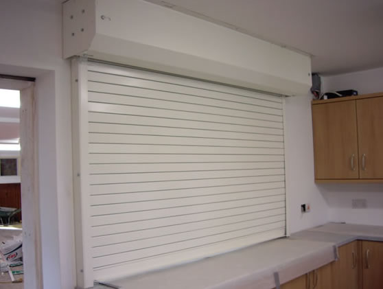 Fire Rated Roller Shutter