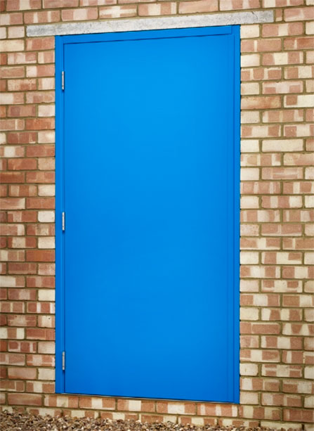 1500 Series Steel Security Door