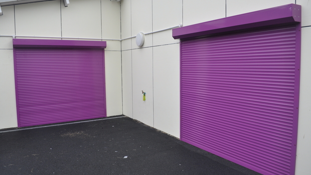 CetraShield 77 Insulated Aluminium Security Shutter