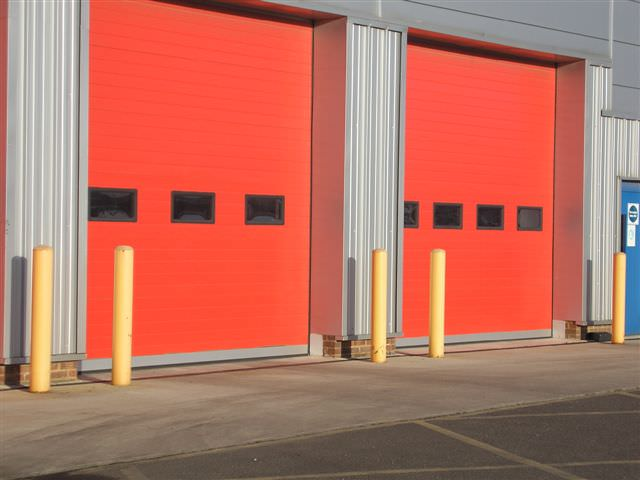 Industrial Sectional Doors Darlington