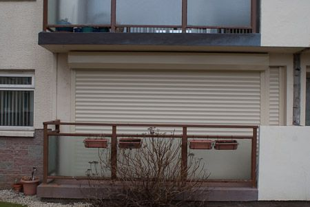 Domestic Insulated Security Roller Shutter