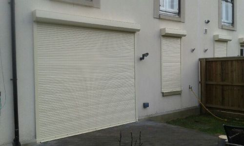Insurance Approved 3801 Security Roller Shutter