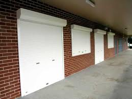 New Secuityshield 3801 Electric Roller Shutter