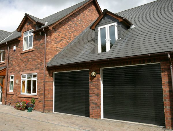 SeceuroGlide Fully Automated Roller Garage Door