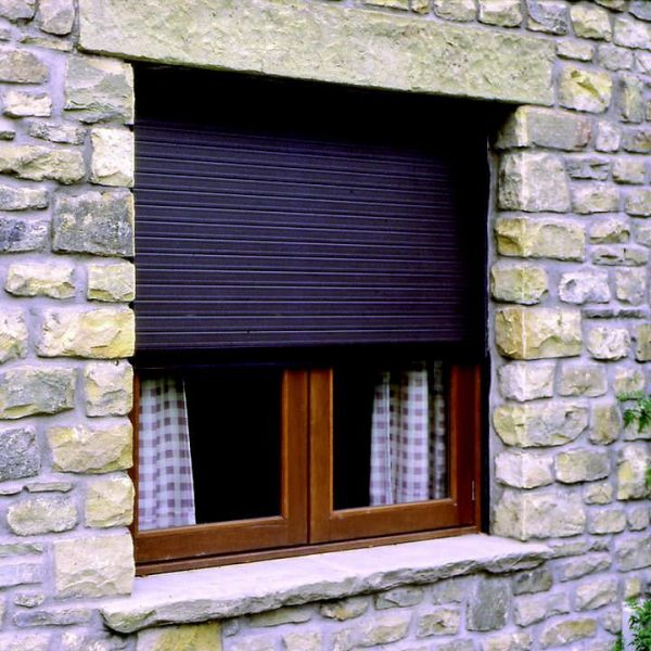 Domestic Built in Security Roller Shutter