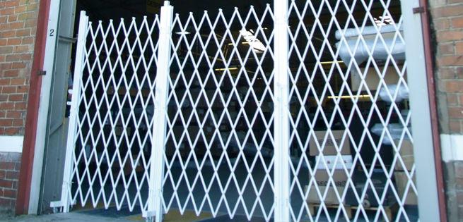 CetraGuard Expanda Expandable Security Barrier
