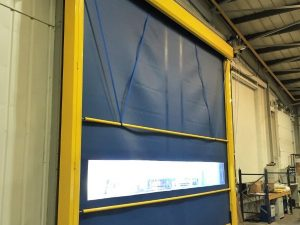 New SecurityRapid High Speed Roller Door