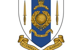 royal commandos badge