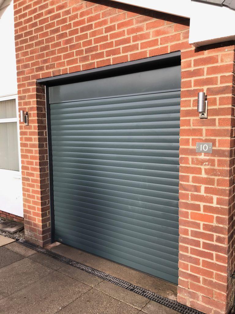 Seceuroglide Classic Roller Garage Door Bury Cetra Security